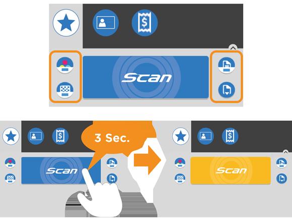 scansnap ix1500 ファームウェア